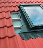 Renovatie EHN-P gootstuk voor pannen dak