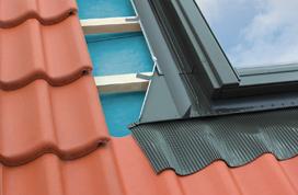Standaard EHV-P gootstuk pannen dak
