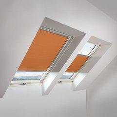 Fakro APF II plissé zonwering (608) Oranje