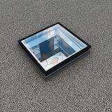 FAKRO lichtkoepel met vast glas, 60x90 cm._