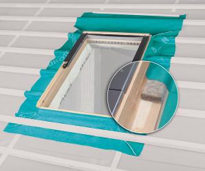 Fakro XDP Dampopen kraag buiten 78x118 cm